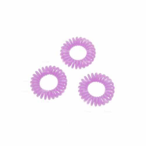 Набор спиральных резинок Sibel Summer 3 шт 660054400