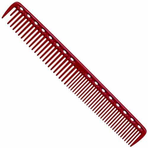 Расческа для стрижки многофункциональная Y.S.Park YS-337 red