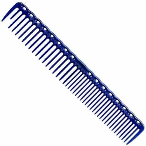 Расческа для стрижки многофункциональная Y.S.Park YS-338 blue