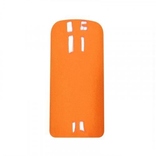 Гель-паста Planet Nails, неоново-оранжевая, 5г 11223