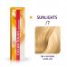 Крем-краска оттеночная Wella Professionals Color Touch Sunlights  /7 коричневый, 60 мл 81639801