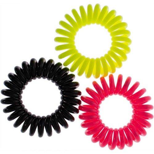 Набор спиральных резинок Sibel Neon 3 шт 660051200