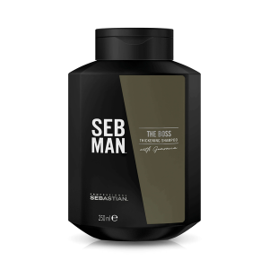 Освежающий шампунь для увеличения объема Seb Man The Boss 250 мл 99350029775