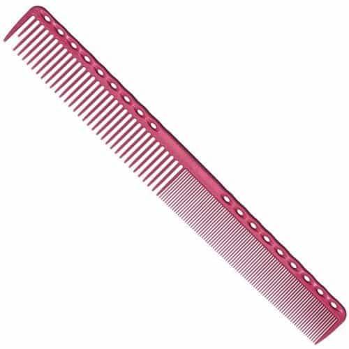 Расческа для стрижки супердлинная Y.S.Park 331 розовая