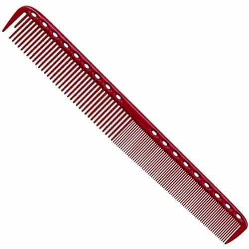 Расческа для стрижки многофункциональная Y.S.Park YS-335 red