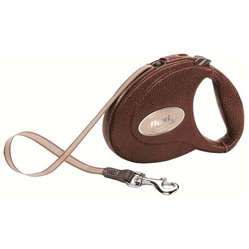Поводок-рулетка для собак Flexi Leather CC 01871 2