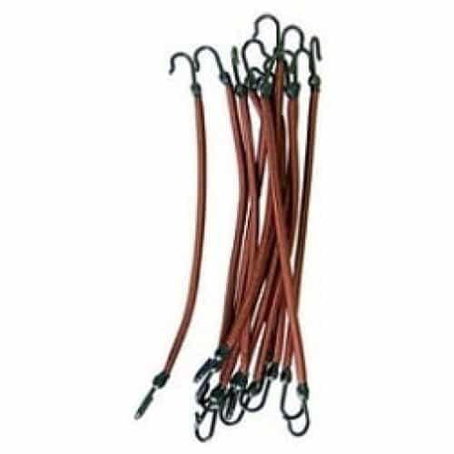 Резинки для волос Sibel 12 шт. 4432529-15