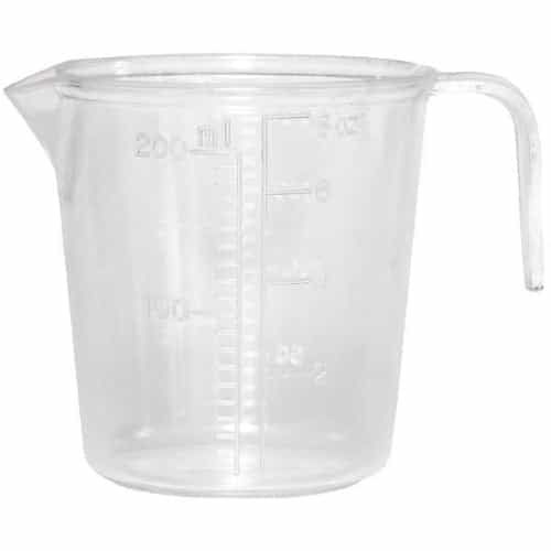 Мерный стакан Sibel 200 мл 0090021