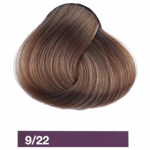 Крем-краска Lakme Collage 9/22, светлый блондин фиолетовый яркий 29221