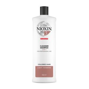 Очищающающий шампунь Nioxin Система 3 1000 мл 81630638