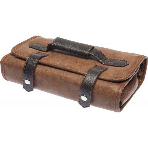 Чехол для инструментов DEWAL коричневый 25х13х8см GS-1710