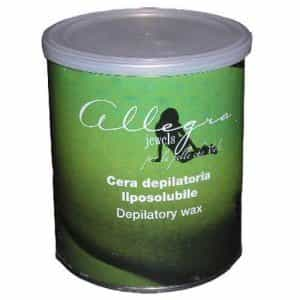 Воск в банках Allegra jewels зеленый хлорофилл 800 г 20660013
