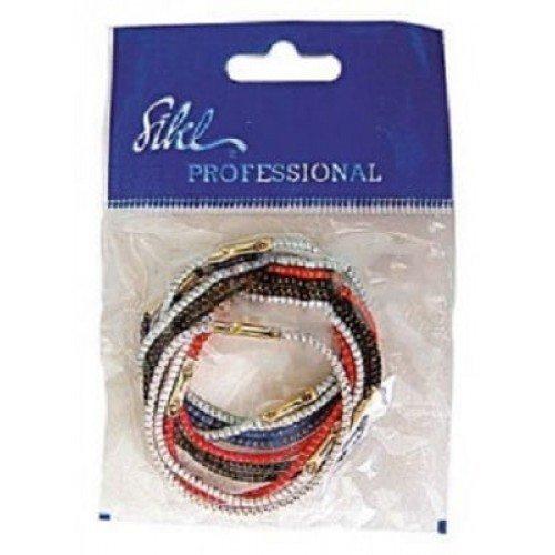Резинки для волос Sibel 9310133 10 шт.