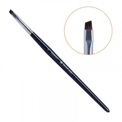 Кисть Planet Nails, для китайской росписи, скошенная, мягкая, № 4 21434