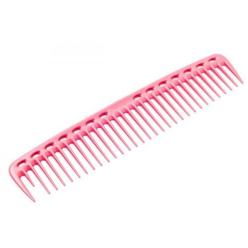 Расчёска редкозубая Y.S.Park 402 розовая