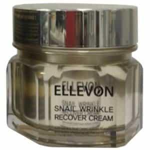 Анти-возрастной крем с экстрактом улитки Ellevon Snail Cream 100 мл