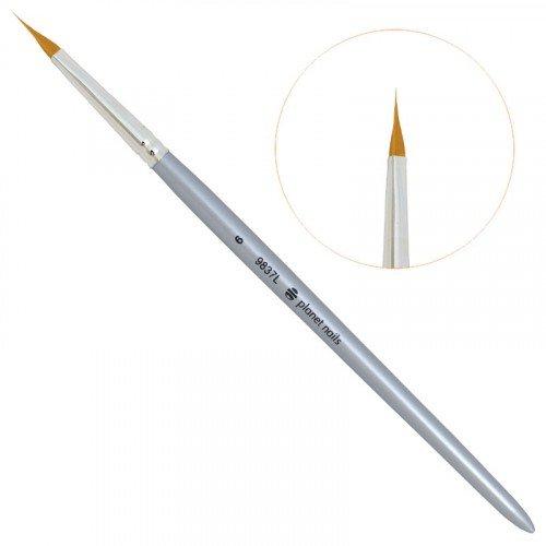 Кисть Planet Nails, для дизайна, треугольная, № 6 21302