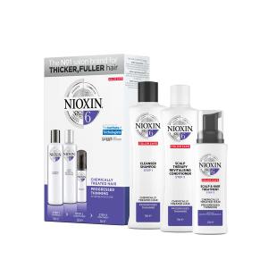 Набор Nioxin Система 6 для химически обработанных и истонченных волос 99240010304