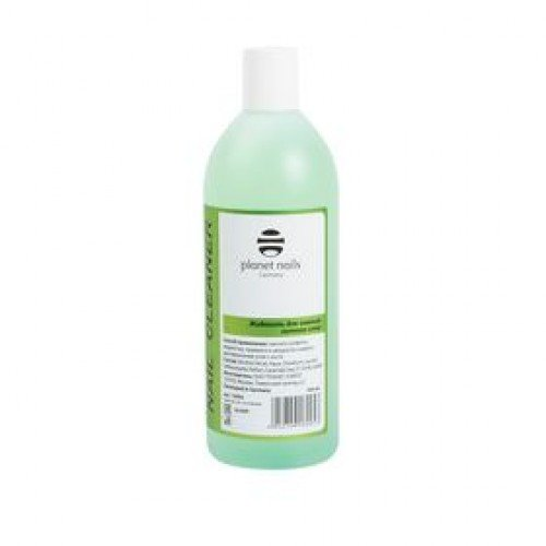 Жидкость для снятия липкого слоя Planet Nails, Nail Cleaner, 500 мл 16005