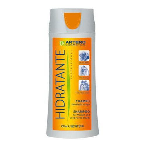 Увлажняющий шампунь Artero Hidratante 250 мл H624