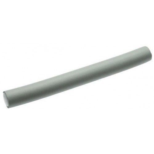 Бигуди-бумеранги Sibel серые, 18 см х 19 мм 12 шт. 4222079