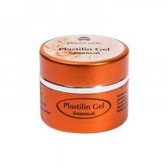 Гель-пластилин Planet Nails, Plastilin Gel, бежевый, 5 г 11283