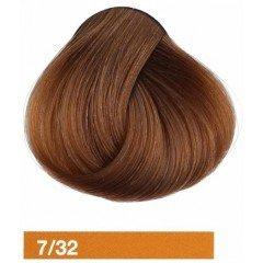 Крем-краска LAKME COLLAGE 7/32, средний блондин золотисто-фиолетовый 27321