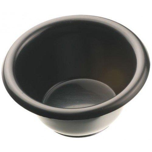 Чаша для краски Dewal, черная 180 мл T-1203Ч