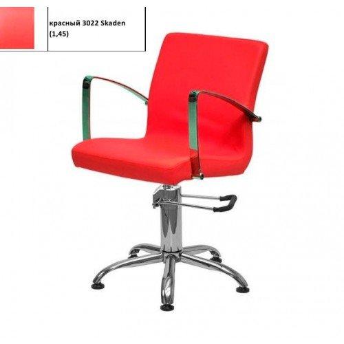 Кресло гидравлика Имидж Мастер Инекс, красный, 3022 Skaden, 1,45 К-ИНС1