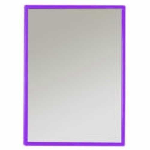 Зеркало карманное прямоугольное Titania 1550