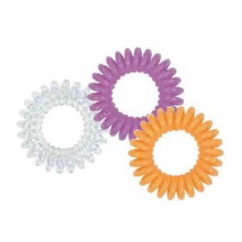 Набор спиральных резинок Sibel Beach 3 шт 660051300