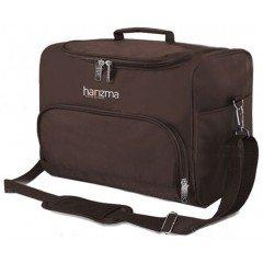 Сумка для инструментов коричневая 24 х 22 х 20,5 см Harizma h10940-04