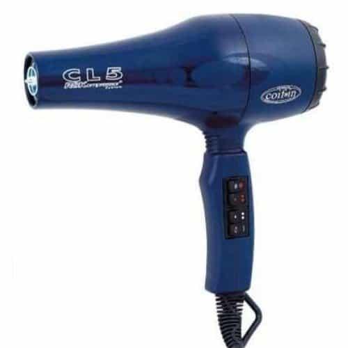 Купить Фен Coifin CL5H Ionic, синий, мощностью 2100 Вт 03114-04