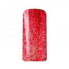 Гель глиттер Planet Nails, гранат, 5 г 11557