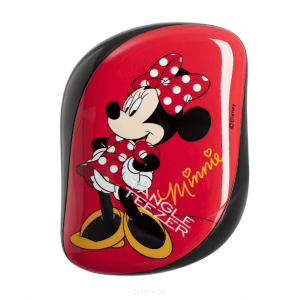 Tangle Teezer Compact Styler Minnie Mouse Rosy Red 2120