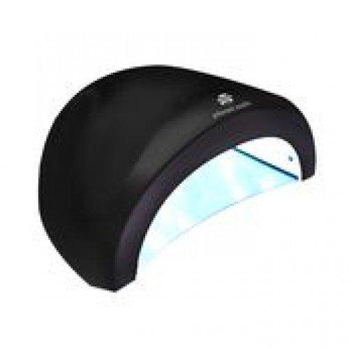 LED/УФ лампа 24/48 W Magnetic, черная 10193