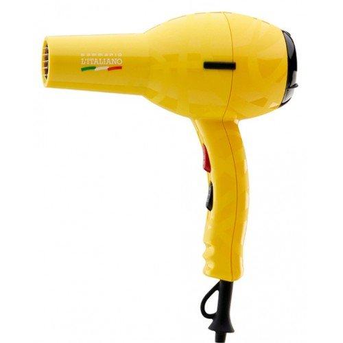 Фен Gamma Piu L'italiano 083 желтый