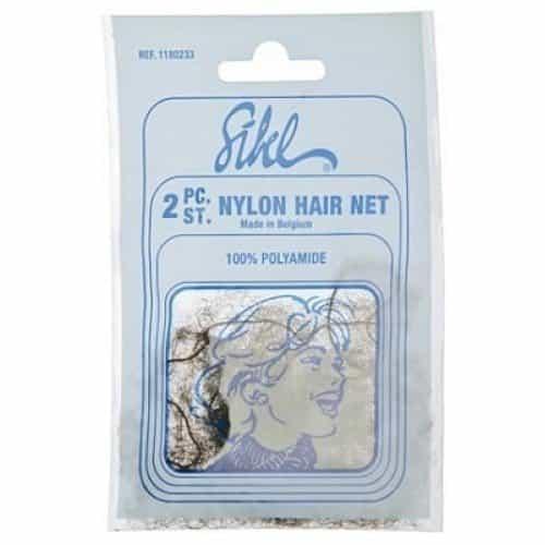 Сеточка для волос Sibel 2 шт 118023302