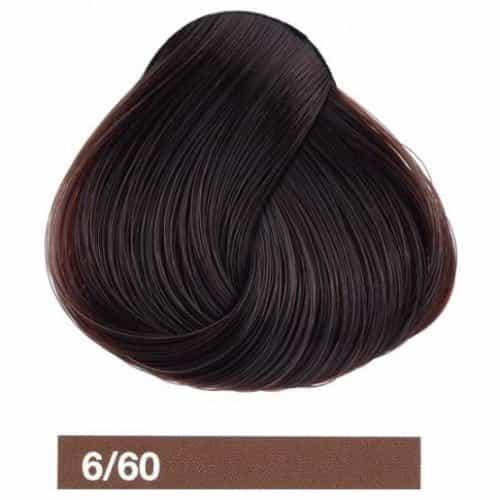 Крем-краска Lakme Collage 6/60, темный блондин коричневый 26601