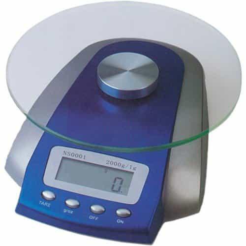 Весы для краски Dewal, электронные, синие NS00013