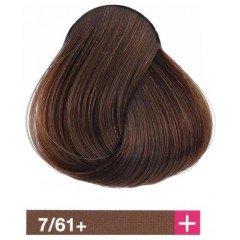 Крем-краска Lakme Collage 7/61+, средний блондин интенсивный коричнево-пепельный 27611