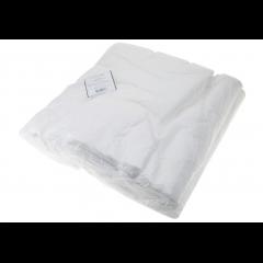 Полотенце белое 35х70 см 100 шт/упк