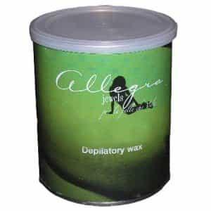 Воск в банках Allegra jewels зеленое яблоко 800 г 20660024
