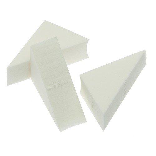 Губка макияжная Dewal треугольная, 8 шт/упаковка N23