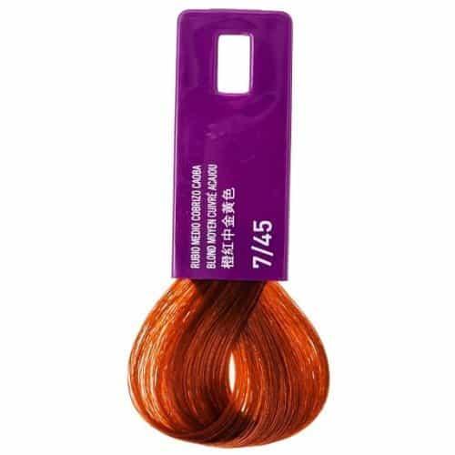 Тонирующая крем-краска Lakme Gloss Color Rinse 7/45, средне-белокурый медно-красный с оттенком красного дерева 37451