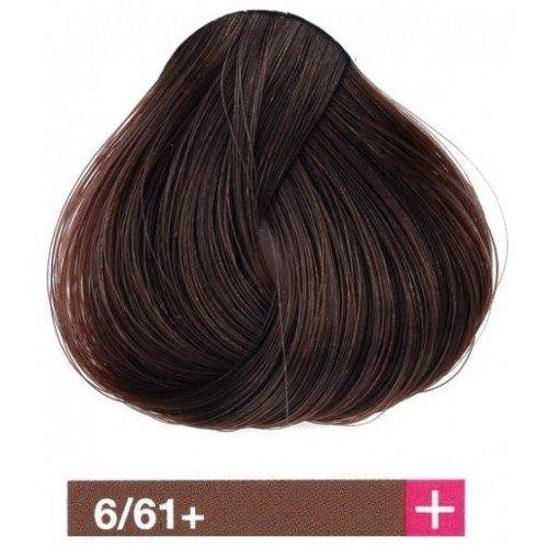 Крем-краска Lakme Collage+ Intense 6/61+, темный блондин интенсивный коричнево-пепельный 26611