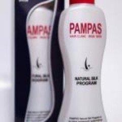 Эссенция для волос шелковая терапия Pampas 150 мл