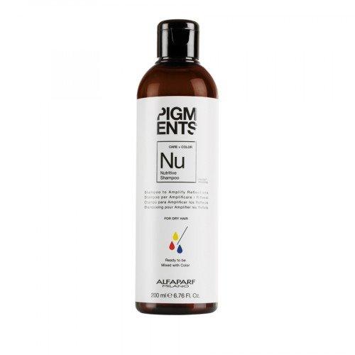Шампунь питающий для сухих волос Alfaparf Moisture Nutritive Shampoo 200 мл 014096