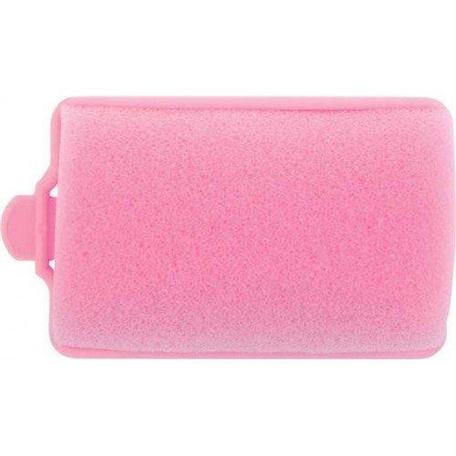 Бигуди поролоновые Dewal розовые, 38 мм, 12 шт/уп R-FMR-1