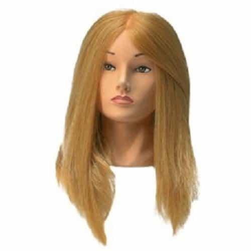 Голова учебная Sibel Jessica, блондинка, искусственные волосы, 35-45 см 0030091